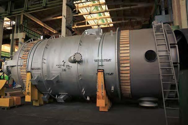 HP Reactor - Iraq