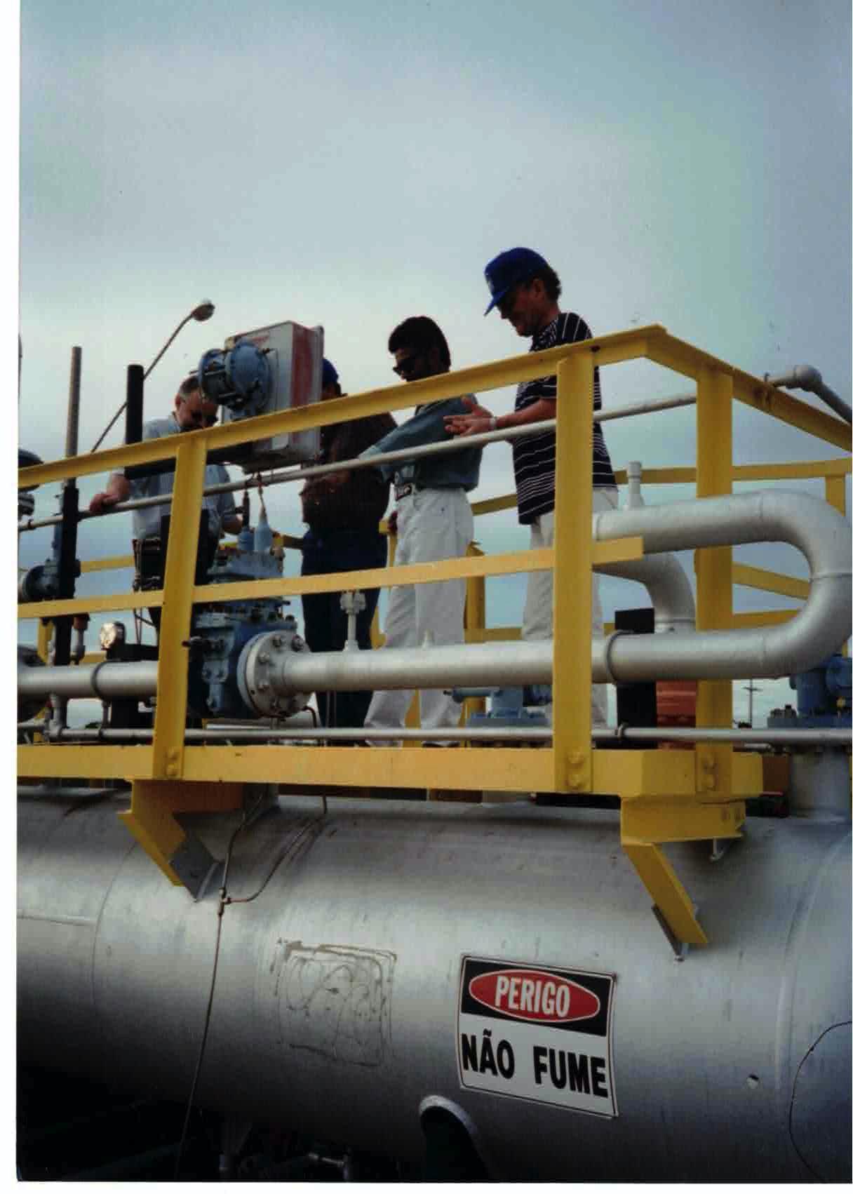 Mossoro Brazil, Petrobras Faciity 1