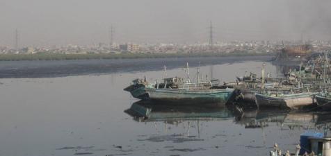 deep water port karachi